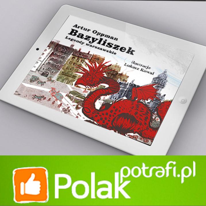 bazyliszek_polakpotrafi_front